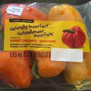 Stockpile veggies, not veggie chips.