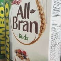 Healthy cereal: All-Bran Buds