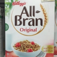 Healthy cereal: All-Bran Original