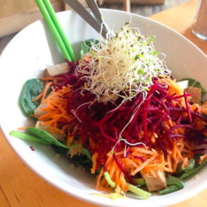 Communitea Cafe bowl