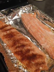 Costco steelhead trout