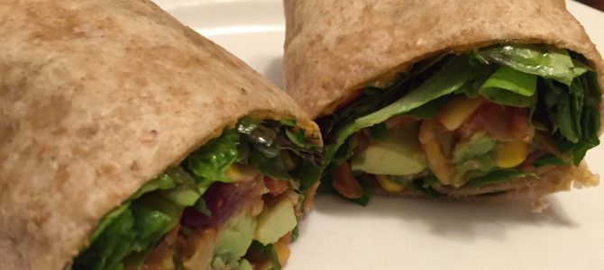 Pantry Burritos: Quick, easy meal in a pinch