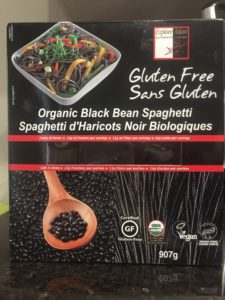 Black Bean Spaghetti at Costco