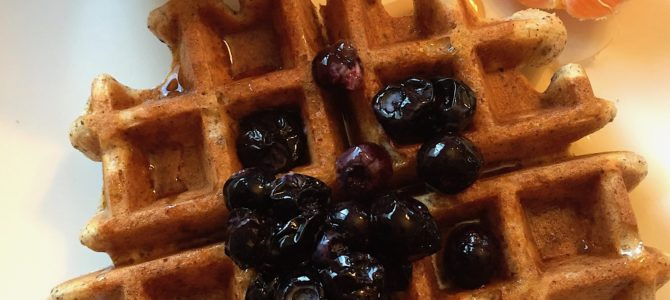 Recipe: Sweet Spot Waffles