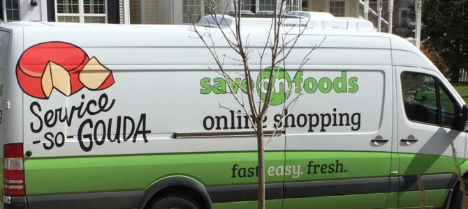 Save-On-Foods online shopping and delivery