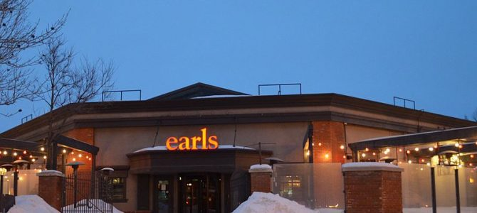 The Sweet Spot guide to dining at Earls