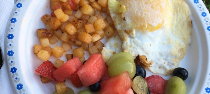 Heart-Healthy(ier) Stampede Breakfasts