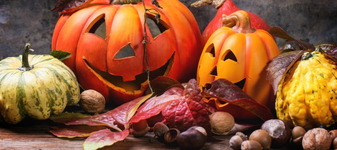 Ten tips for a healthier Halloween… for you