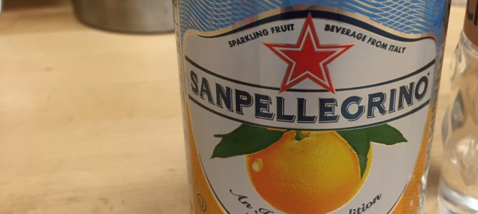 Have you been hoodwinked by SanPellegrino?