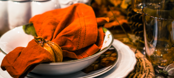 What does a healthy Thanksgiving really look like?