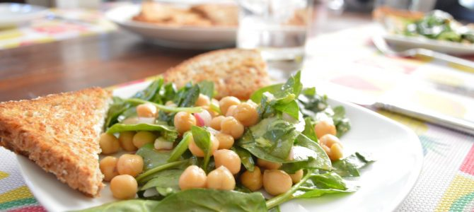 Recipe: Electric Chickpeas