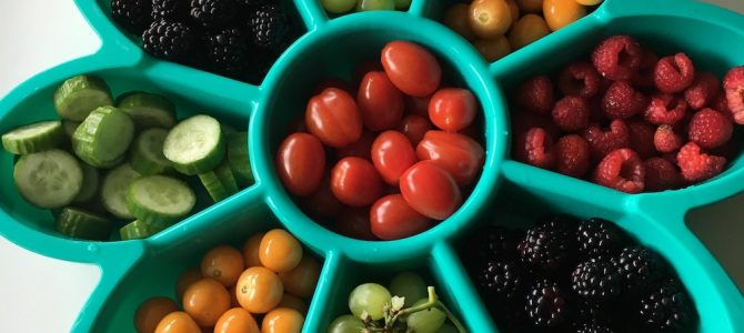 Want to eat more fruit and vegetables? Try this.