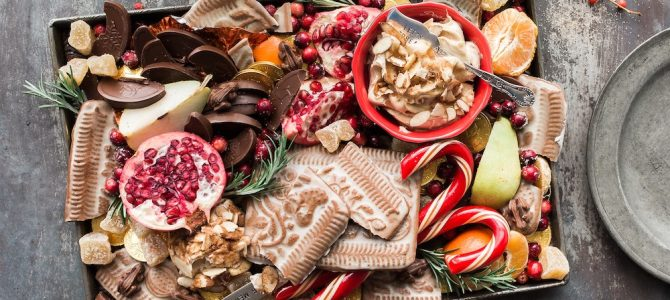 Dietitians' holiday favourites from (and for) the heart