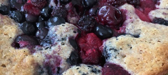Recipe: Blood Pressure Friendly Berry Tart