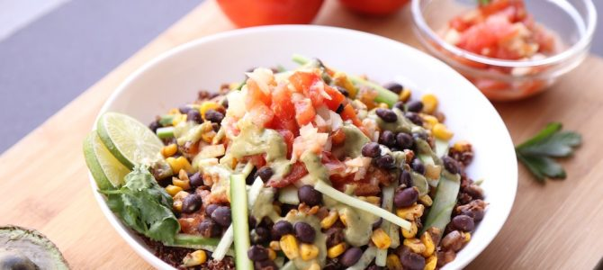10 easy ways to add more protein to your plant-based meals